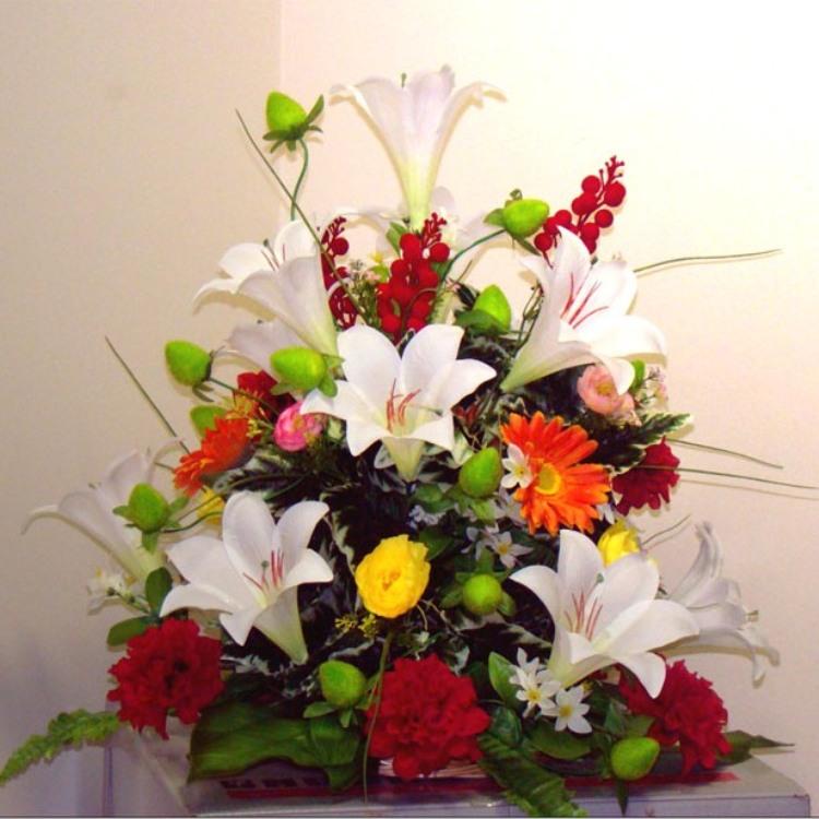 Композиции картинки из цветов