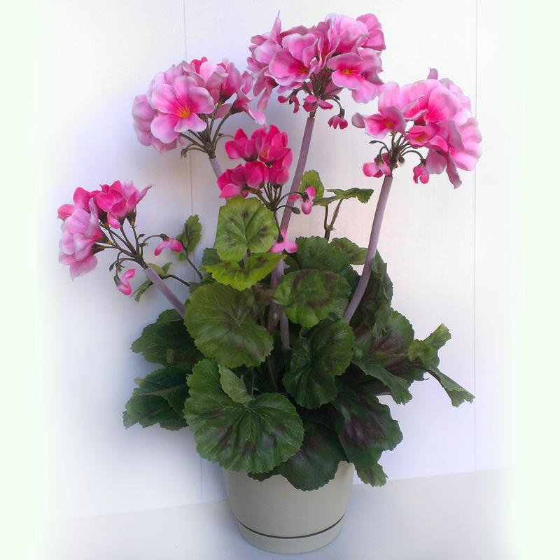 Распродажа Искусственные Цветы В Горшках - товары со 5