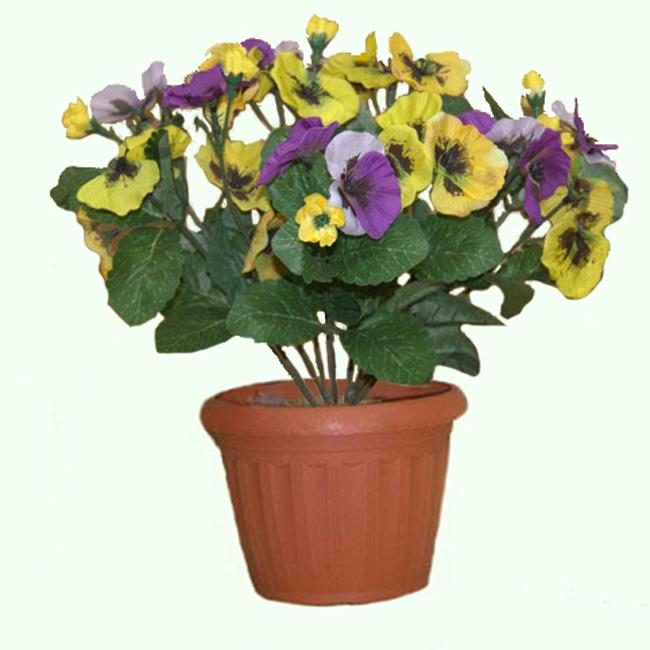 Распродажа Искусственные Цветы В Горшках - товары со 41